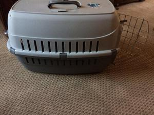 Pets at home small pet carrier