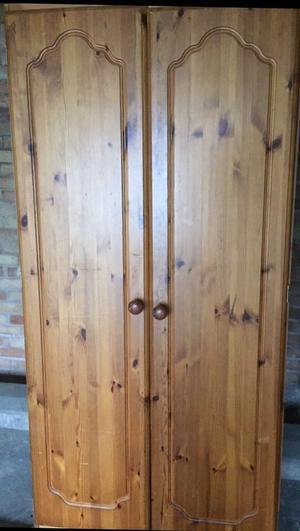 Pine wardrobe. Free delivery