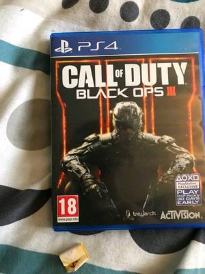 Ps4 call of duty black ops 2