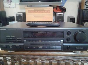 REAR TECHNICS 5.1 PRO-LOGIC AMP in Blackpool