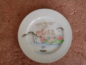 Set of 6 Chinese Plates