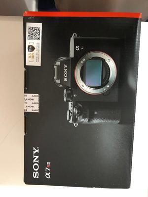 Sony a7rii body only