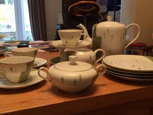 Vintage fine Seyei china from Japan