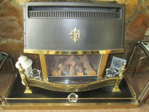 anthem living flame gas fire posot class. Black Bedroom Furniture Sets. Home Design Ideas