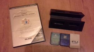 memory cards & ps2 disc