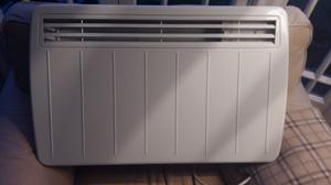 practically new 2kW Dimplex wall mounted panel heater