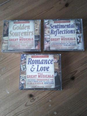 6 CD's Readers Digest Collection