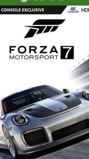For sale new Xbox one game Forza 7 £33 ono