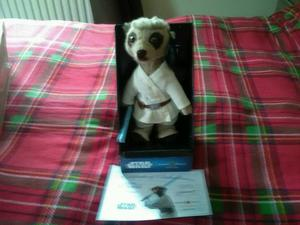 Luke Skywalker limited edition meerkat