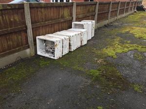 Old Belfast sinks