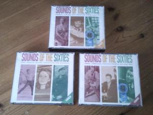 Sounds of the Sixties 9 cd collection