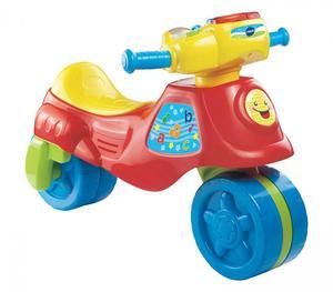 VTech Baby 2-in-1 Trike to Bike, Learn & Zoom Motorbike,