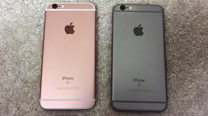 iPhone 6S 128GB Black/Rose Gold