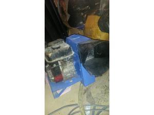portable ventilator work on petrol engine 5,5hp ready to use