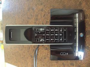 BT STRATUS CORDLESS TELEPHONE + ANSWER MACHINE