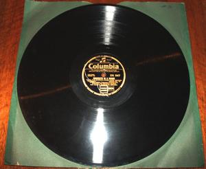 Columbia Vinyl LP - Concerto In A Minor Part 1 & 2