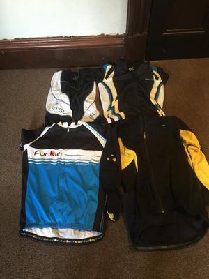 Cycling clothing bundle