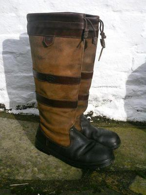 Dubarry Galway Boots Size UK 7.5