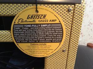 Gretsch Electromatic G AMP