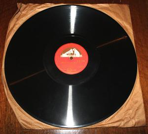 HMV Vinyl LP - Concerto No.2 C Minor No.3 & No.4