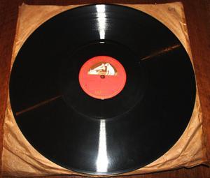 HMV Vinyl LP - Concerto No.2 C Minor No.7 & No.8
