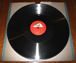 HMV Vinyl LP - Concerto No.2 C Minor No.9 & No.10