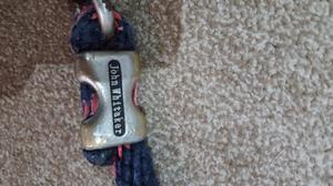 John Whittaker extra long lead rope