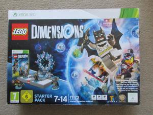 LEGO Dimensions Xbox 360 Starter Pack New