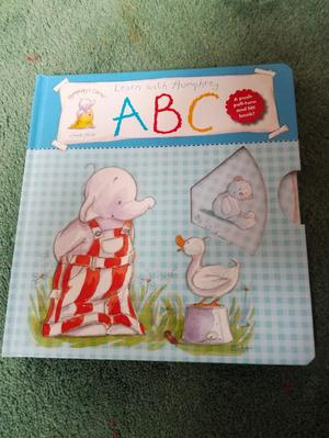Learn with Humphrey ABC Book, Brand New