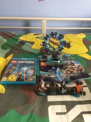 Lego dimensions starter kit for wii u