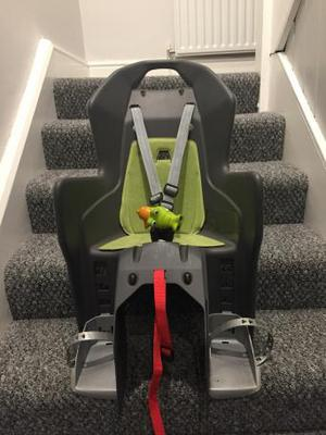 Polisport Kids Bike Seat - Rear mounted