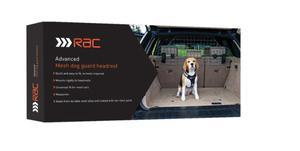 RAC Advanced Mesh Dog Guard Headrest