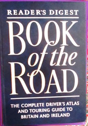 READERS DIGEST BOOK OF THE ROAD