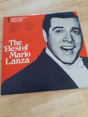The Best of Mario Lanza Vinyl Lp