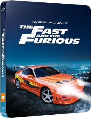 The Fast and furious steelbook