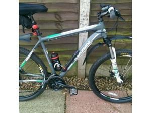 marin mountain bike as new in Walsall