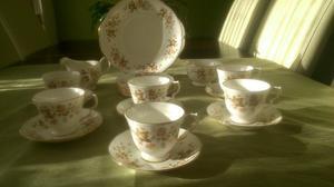 s BONE CHINA TEA SET