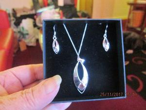 sterling silver set jon richards simply silver boxed