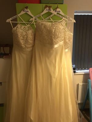 3 Bridesmaids Dress