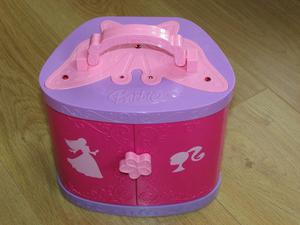 Barbie Magical Jewellery Box