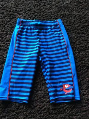 Boy's Lycra Swim Shorts Size 9 years