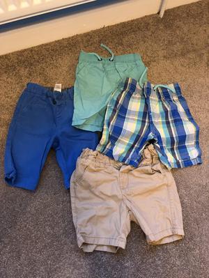 Boys shorts  months