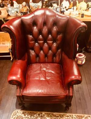 Chesterfield Tub Wingback Queen Anne Chairs Sofas & Suites