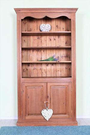 DELIVERY OPTIONS - SOLID PINE CUPBOARD/DRESSER ADJUSTABLE