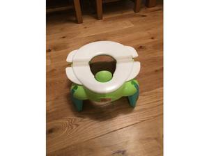 Fisher Price Portable Potty - FREE! in Eastleigh