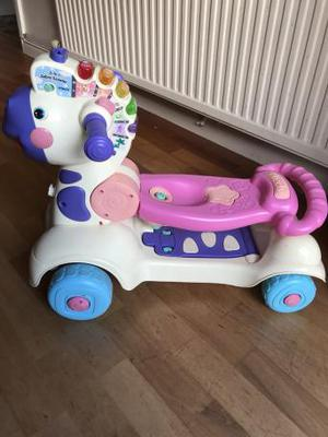 Fisher Price ride along