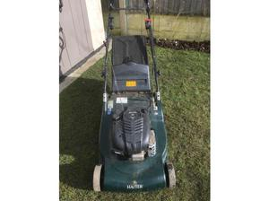 Hayter harrier 56 large self propelled roller mower cost