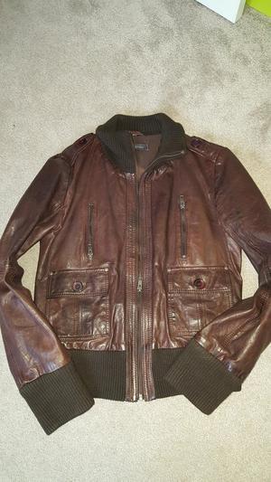 Leather Jacket size 44