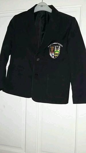 Malet lambert school blazer girls