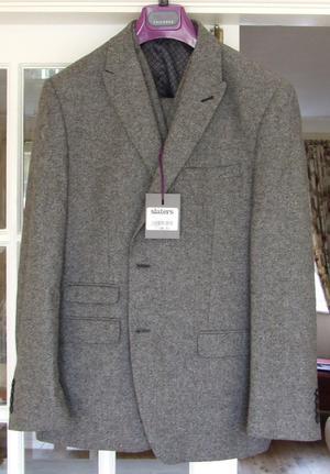 Man's 3 piece suit